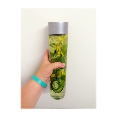 The Cucumber Cooler Detox Drink