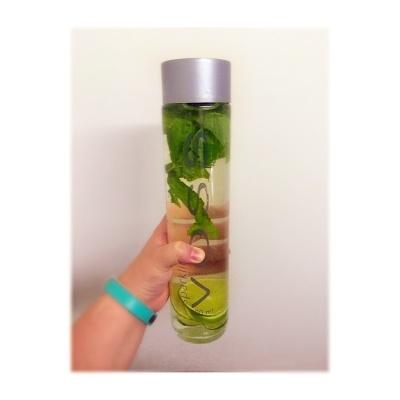 The Green Tea Mojito Detox Drink
