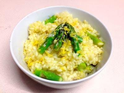 asparagus-lemon-risotto