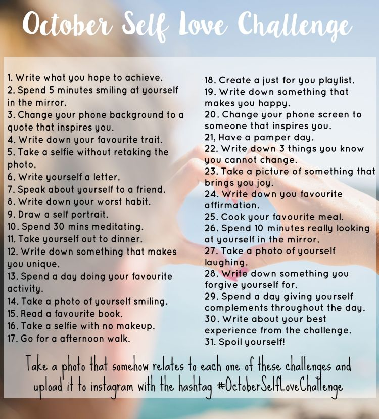 October-self-love-challenge